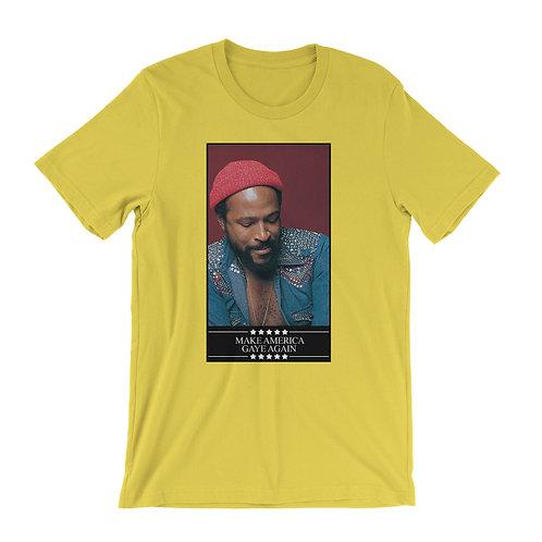 Marvin Gaye Make America Gaye Again T-Shirt