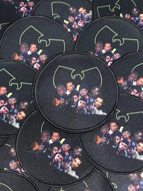 Wu-Tang Clan Patch