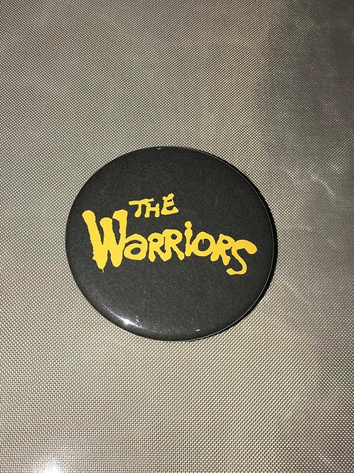 "The Warriors Logo (Movie) 2.25"" Big Button"