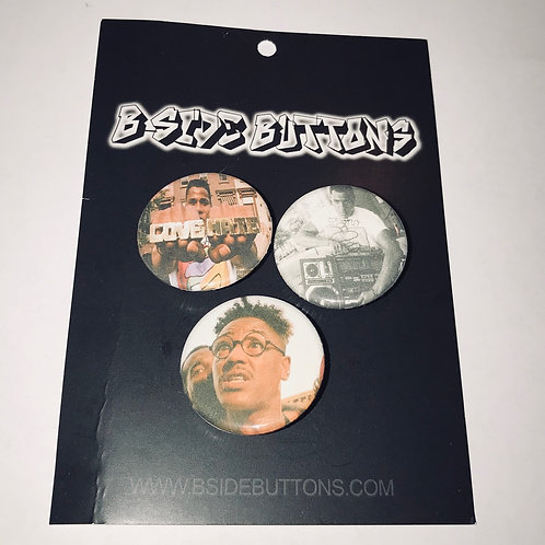 """Do The Right Thing, the film Button Pack - Size: 1.25"""""""