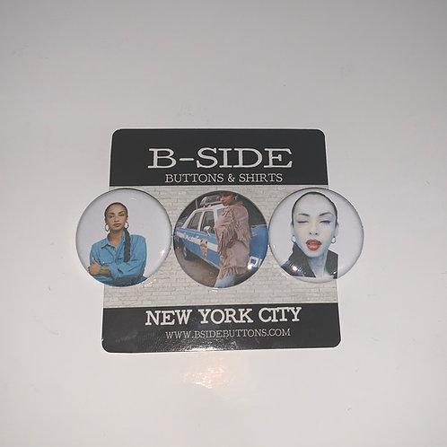 "Sade Button Pack - Size: 1.25"" (v.3)"