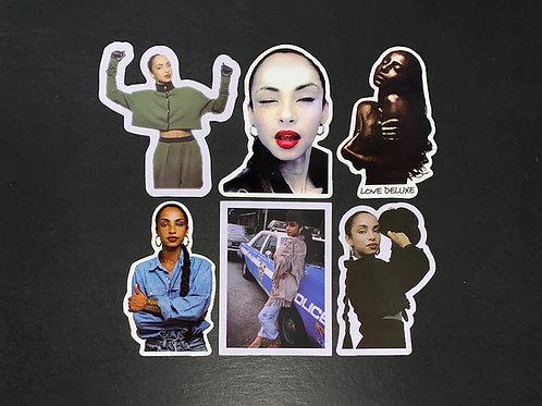 Sade Stickers