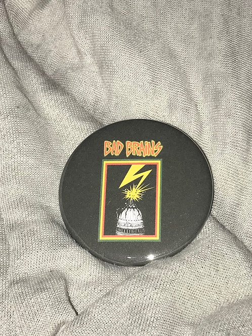 "Bad Brains 2.25"" Magnet"