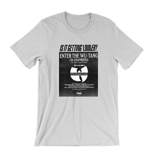 Wu-Tang Clan Is It Getting Louder T-Shirt