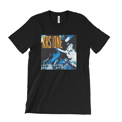 KRS One Return of the boom bap cover T-Shirt