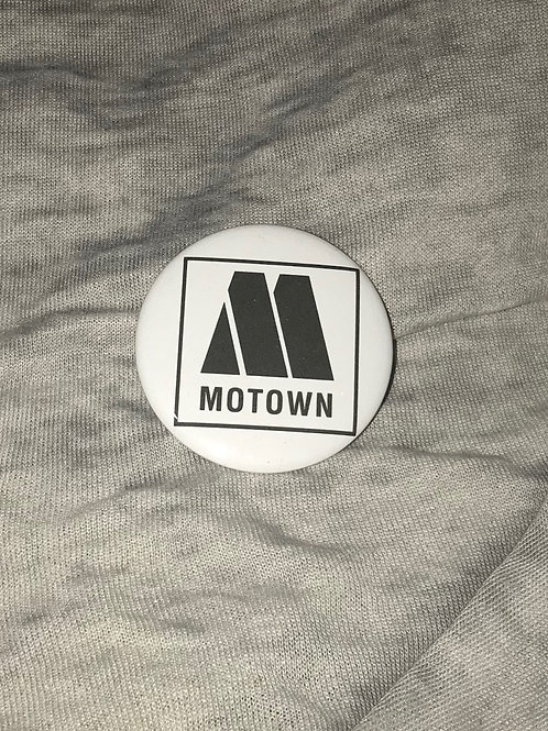 "Motown 2.25"" Big Button"