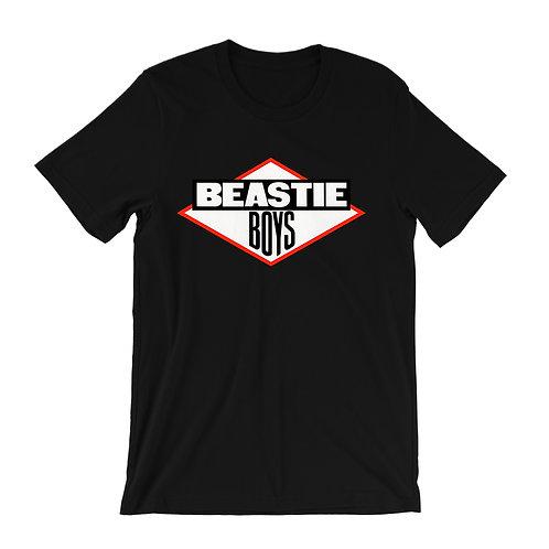 Beastie Boys Red White and Black Logo T-Shirt