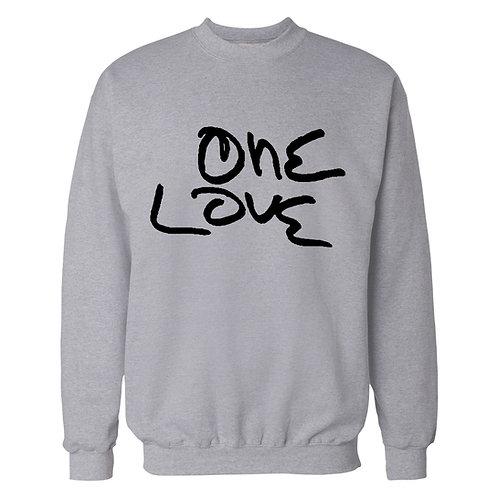Nas One Love Sweatshirt