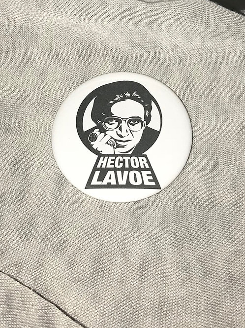 "Hector Lavoe 2.25"" Big Button"