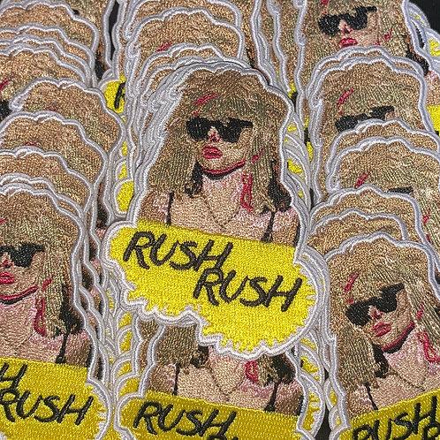 Debbie Harry - Blondie - Rush Rush Patch