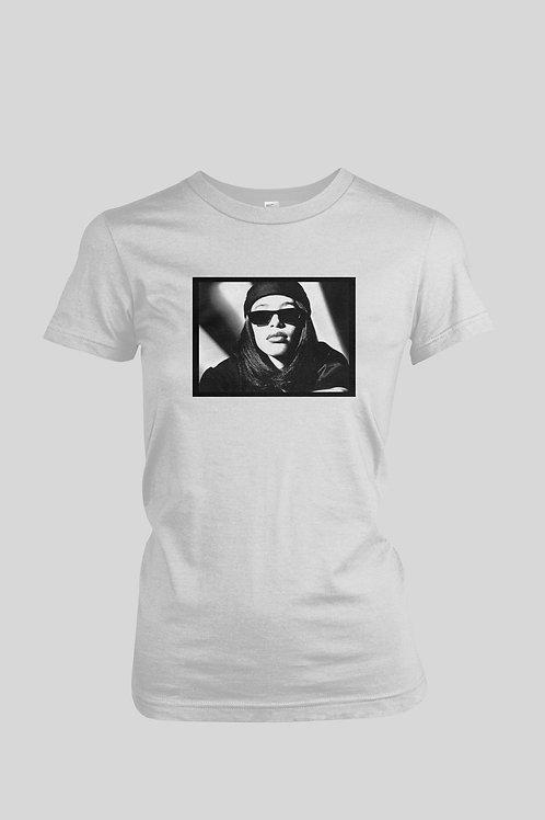 Aaliyah Sunglasses Women's T-Shirt