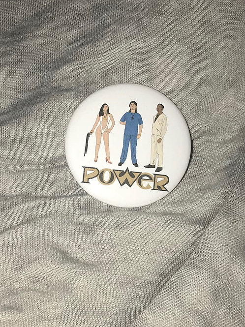 "Ice-T Power 2.25"" Magnet"