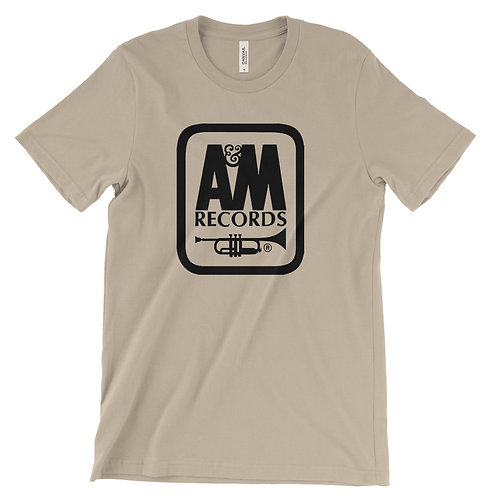 A&M Records logo T Shirt