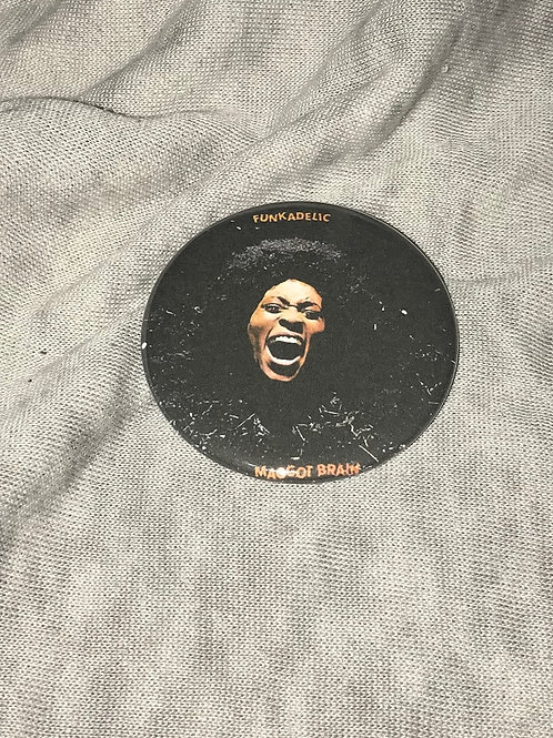 "Funkadelic Maggot Brain 2.25"" Big Button"