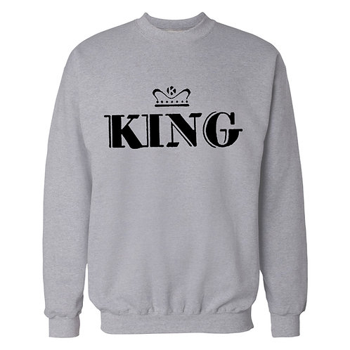 King Records (James Brown) logo Sweatshirt