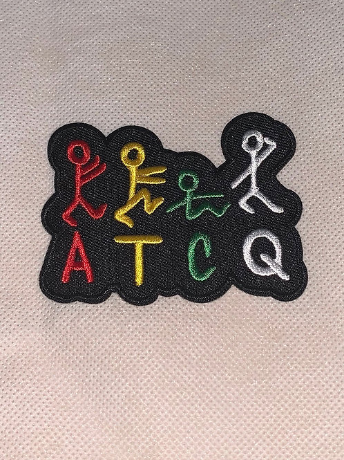 A Tribe Called Quest ATCQ Patch