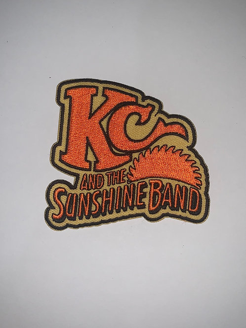 KC and the Sunshine Band Patch