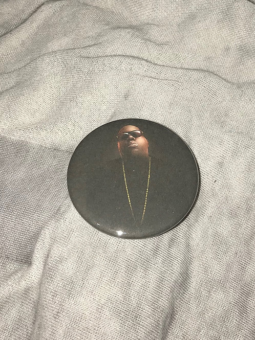 """The Notorious B.I.G. 2.25"""" Magnet"""
