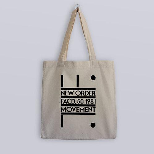 New Order FACD. Tote Bag