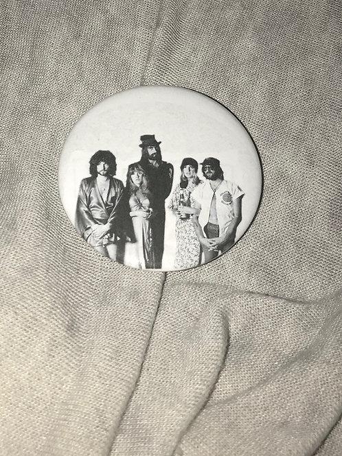 """Fleetwood Mac 2.25"""" Big Button"""