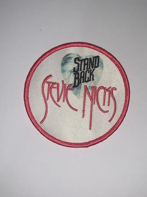 Stevie Nicks Stand Back Patch