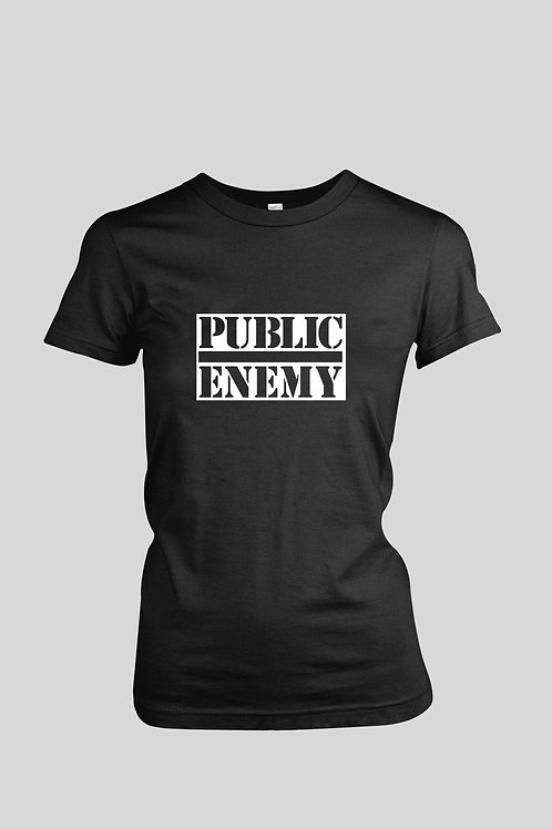 Public Enemy logo Women's T-Shirt