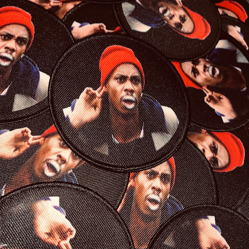 Dave Chappelle Tyrone Biggums Patch