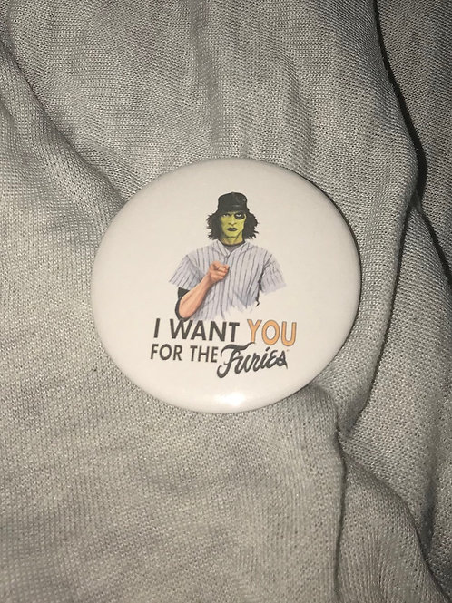 "Warriors - I Want You For The Furies 2.25"" Magnet"