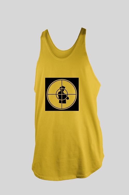 Public Enemy Target logo Tank top