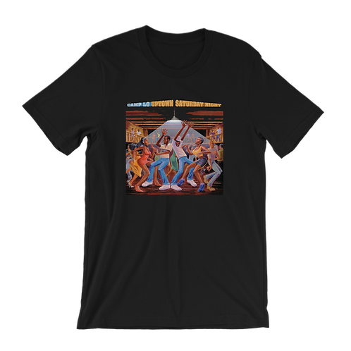 Camp Lo Uptown Saturday Night t-shirt
