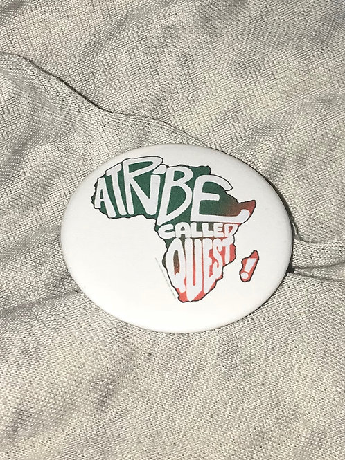 """A Tribe Called Quest 2.25"""" Big Button"""