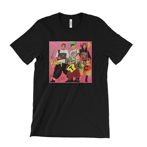 TLC Baby baby baby album cover art T-Shirt