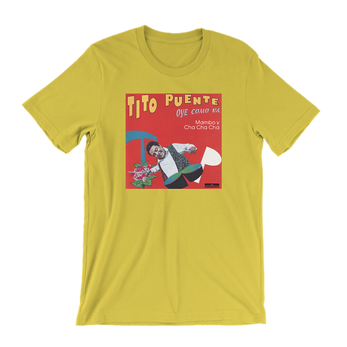 Tito Puente Oy Como Va t-shirt