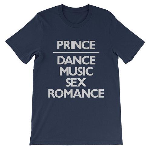 Prince Dance Music Sex Romance T-Shirt