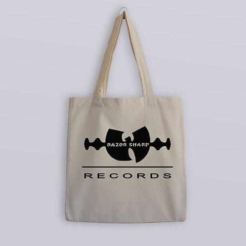 Razor Sharp Records (Wu Tang Clan) Tote Bag