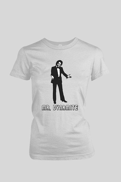 James Brown  Women's T-Shirt