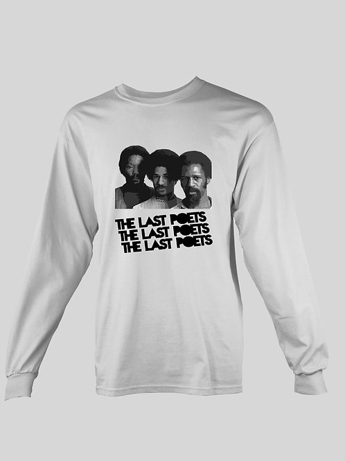 The Last Poets long Sleeve T-Shirt