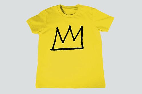 Basquiat Crown Youth T-Shirt
