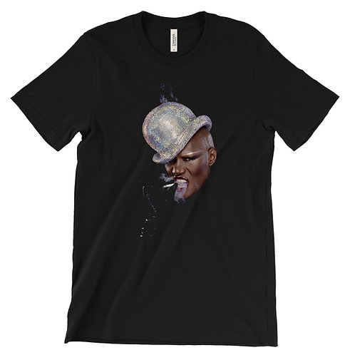 Grace Jones Smoking T-Shirt
