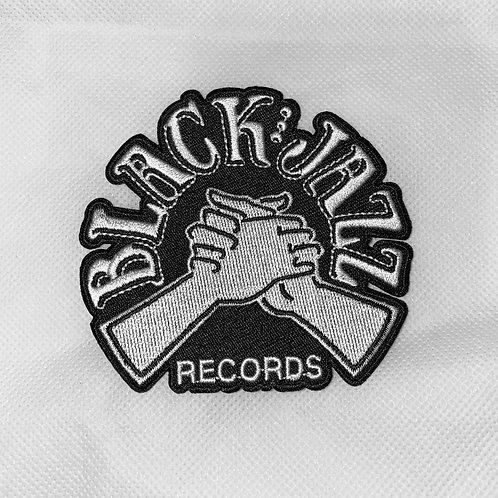 Black jazz Records  Patch