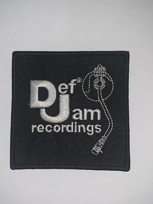 Def Jam Recordings Patch