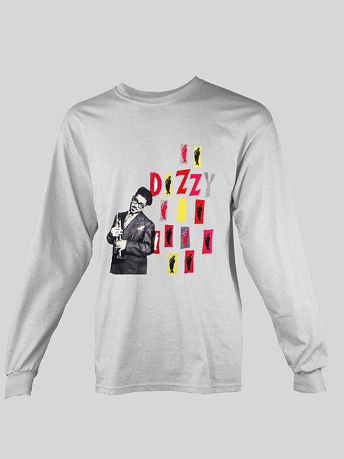 Dizzy Gillespie long Sleeve T-Shirt