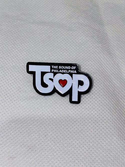 TSOP Enamel Pin