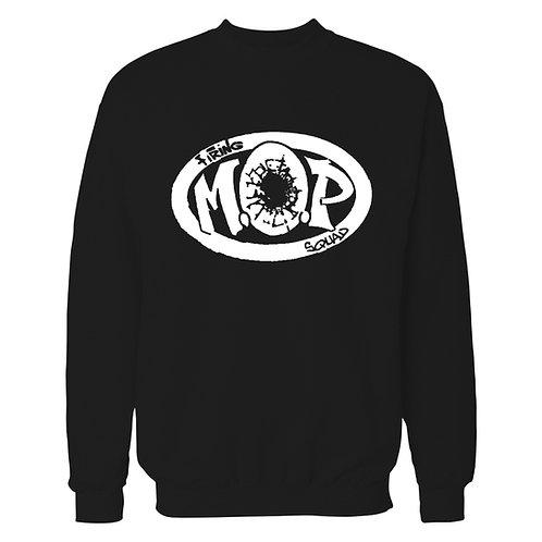 M.O.P (Gangstarr) Firing Squad logo Sweatshirt