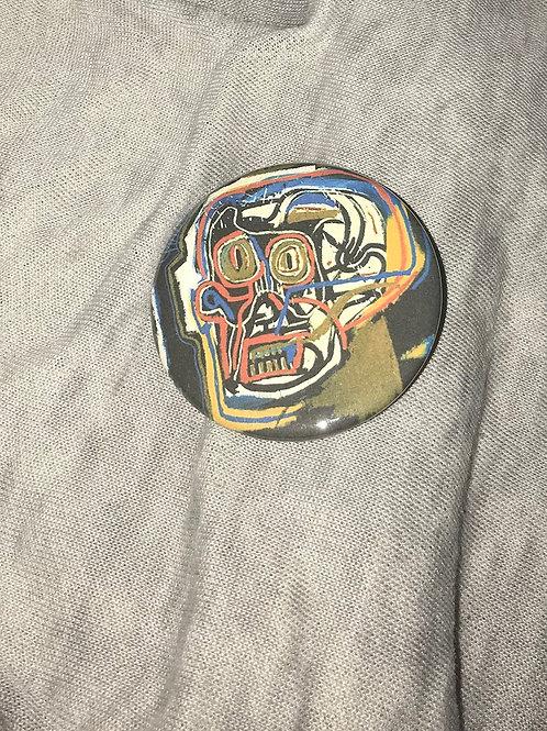 Basquiat Bottle Opener Keychain