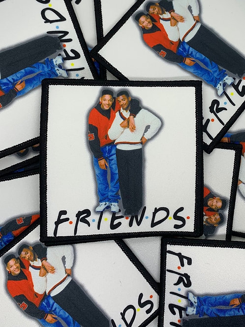 Fresh Prince Of Bel-Air Friends Patch