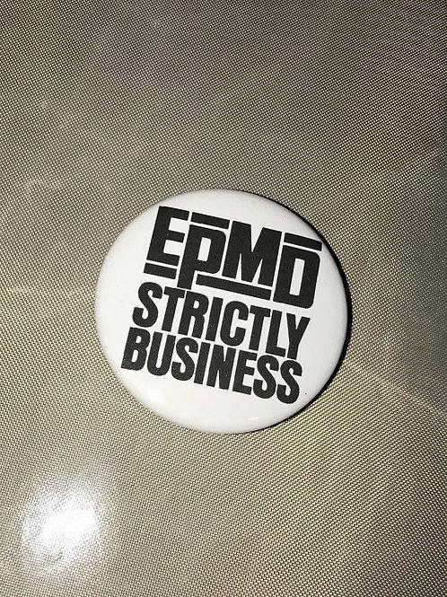 "EPMD Strictly Business 2.25"" Magnet"