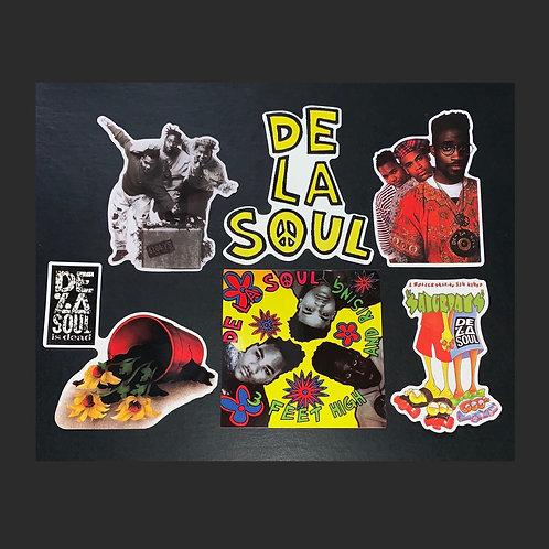 De La Soul Stickers