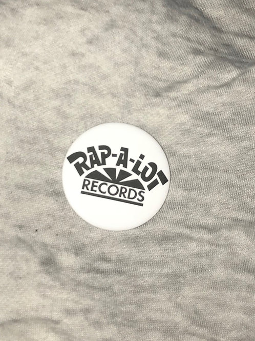 "Rap-A-Lot Records 2.25"" Big Button"
