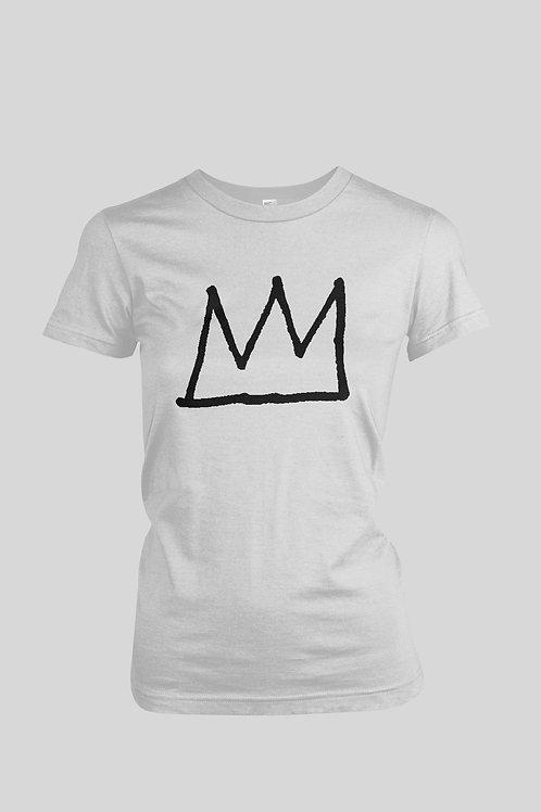 Basquiat Crown Women's T-Shirt